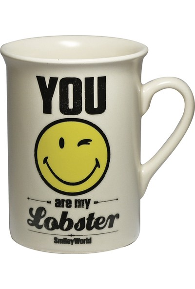 Smiley Express You Are My Lobster Kupa Ve Bardak Altlığı