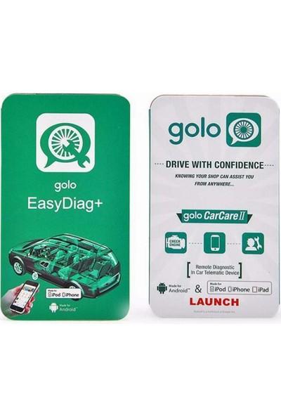 Launch Golo Easydiag & Carcare Arıza Tespit Cihazı