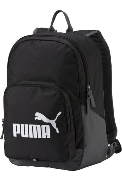 Puma Okul Sırt Çantası Siyah 073589