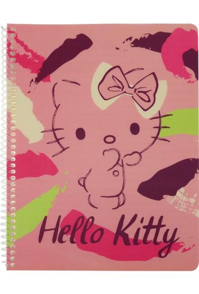 Hello Kitty Campus Plus Def.26X18,5 60 Yaprak Kareli
