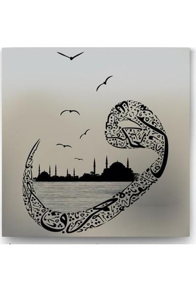 Tablo Kanvas Vav İstanbul Tablo