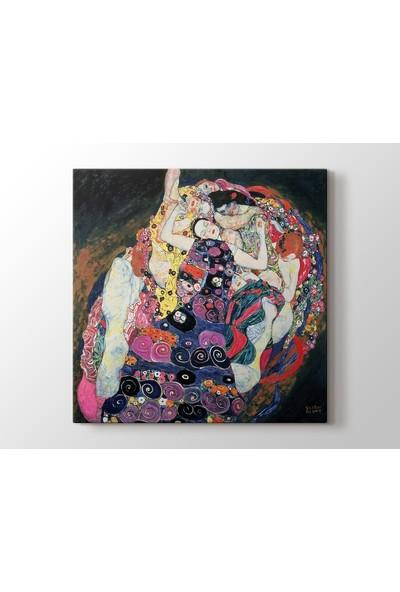 Tablo Kanvas Gustav Klimt - The Virgin Tablo