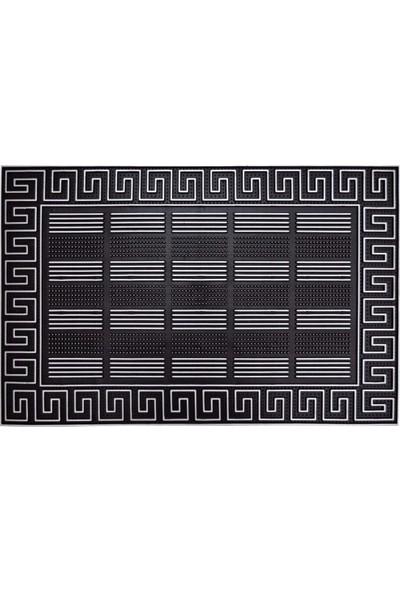 B'Home B'Home Elegance Kapı Önü Paspas 45x70 cm Gümüş
