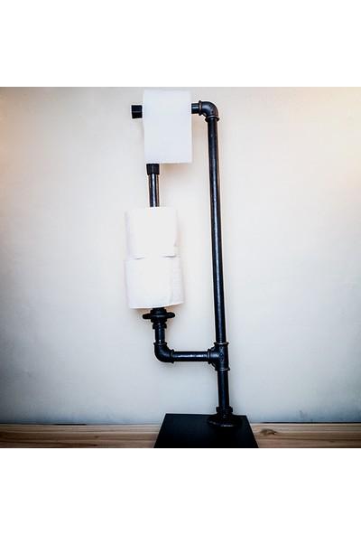 Dekorle 2 Yedekli Tuvalet Kağıdı Tutacağı - DA01101