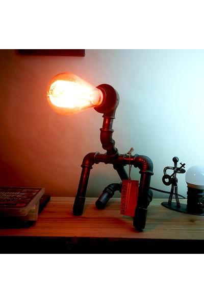 Dekorle Pazar Model Masa Lambası - DL01134