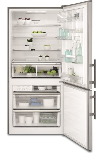 Electrolux EN5284KOX A+ 520 lt No-Frost Buzdolabı