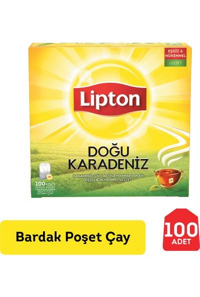 Lipton Doğu Karadeniz Bardak Poşet Çay 100'lü