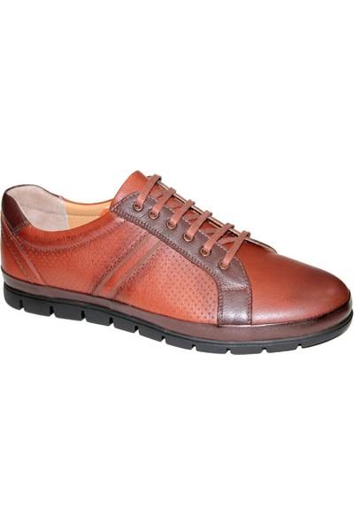 Çetintaş Büyük Numara Erkek Ayakkabı %100 Deri 49 50 51 K4398
