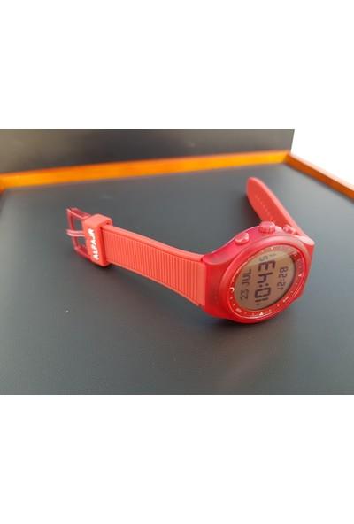 Alfajr Wy-16_Red Unisex Kol Saati