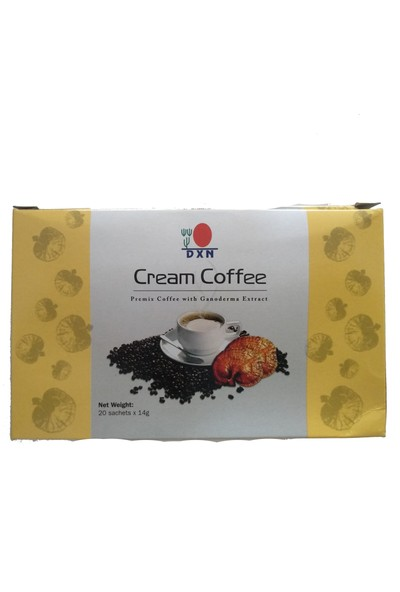 Dxn Cream Coffee 2in1 Ganodermalı 2sibirarada