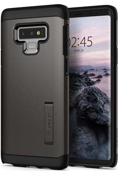 Spigen Samsung Galaxy Note 9 Kılıf Tough Armor Gunmetal - 599CS24576