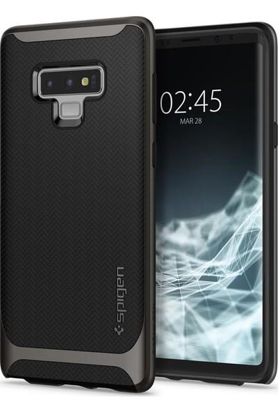 Spigen Samsung Galaxy Note 9 Kılıf Neo Hybrid Gunmetal - 599CS24577