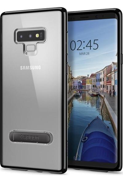 Spigen Samsung Galaxy Note 9 Kılıf Ultra Hybrid S Midnight Black - 599CS24587