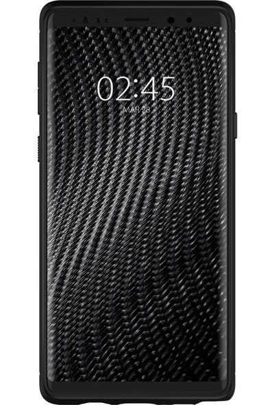 Spigen Samsung Galaxy Note 9 Kılıf Rugged Armor Black - 599CS24572