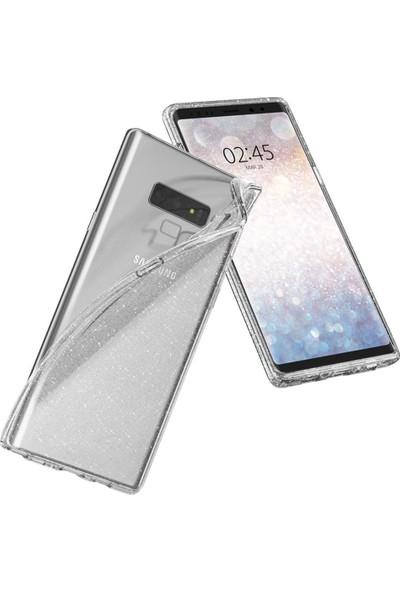 Spigen Samsung Galaxy Note 9 Kılıf Liquid Crystal Glitter Crystal Quartz - 599CS24570