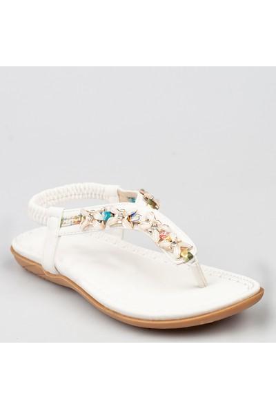 Guja Kız Çocuk Sandalet
