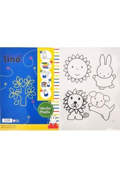 Lino Küçülen Kağıt 2 li Paket 13WP-01