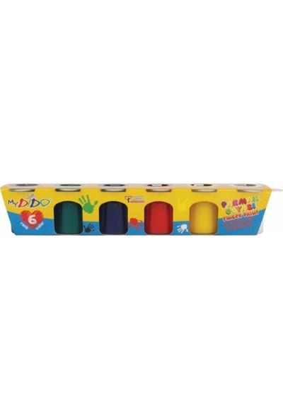 MyDido Parmak Boyası 6 Renk x 22ml MY88