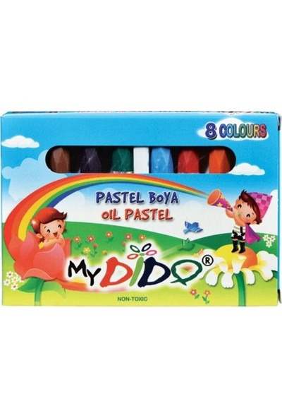 MyDido Pastel Boya 8 Renk