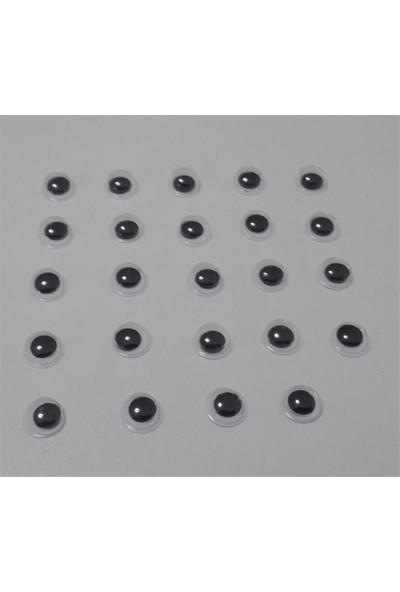 Oynar Göz 8 mm 24 Adet Küçük