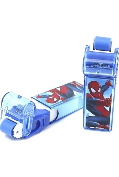 Spiderman Kapaklı Silgi