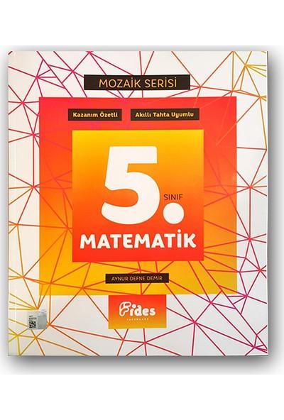 Fides 5. Sınıf Matematik Mozaik Serisi