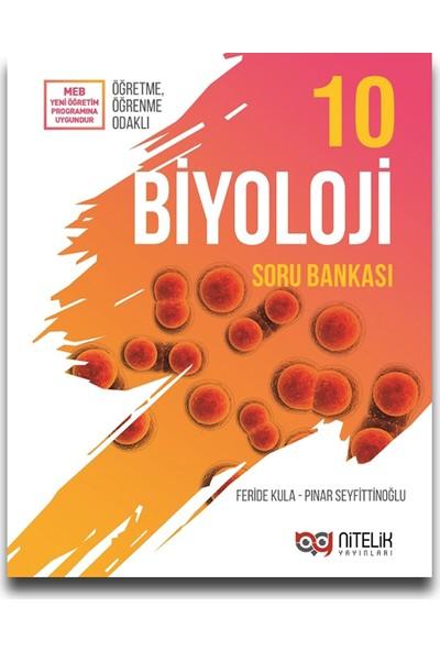 Nitelik 10. Sınıf Biyoloji Soru Bankası - Feride Kula