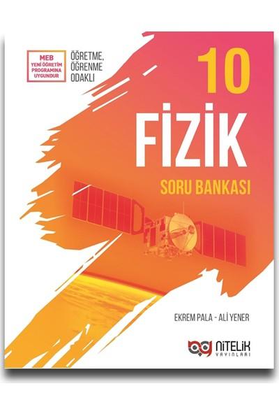 Nitelik Yayınları 10. Sınıf Fizik Soru Bankası - Ekrem Pala