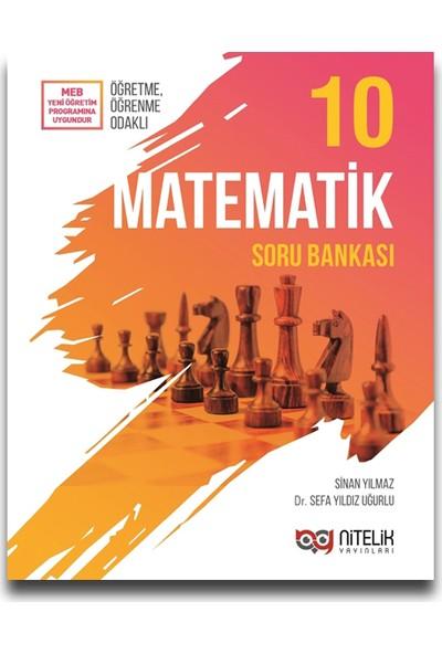 Nitelik 10. Sınıf Matematik Soru Bankası - Sinan Yılmaz