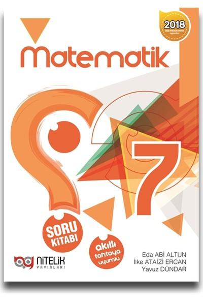 Nitelik 7. Sınıf Matematik Soru Kitabı