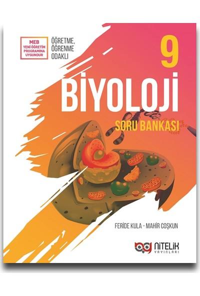 Nitelik Yayınları 9. Sınıf Biyoloji Soru Bankası - Feride Kula
