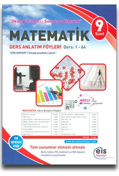 Eis Yayınları 9. Sınıf Matematik DAF 1-64