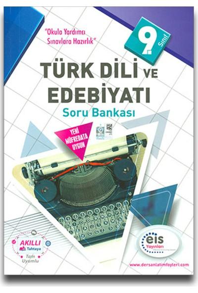 Eis 9. Sınıf Türk Dili Ve Edebiyatı Soru Bankası