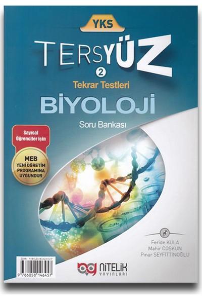 Nitelik Yayınları TYT - AYT Biyoloji Tersyüz Soru Bankası
