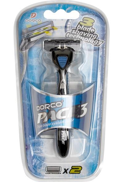 Dorco Pace 3 Tıraş Makinesi