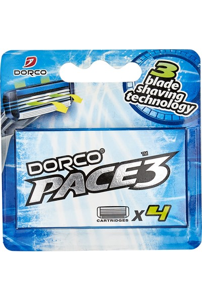 Dorco Pace 3 Tıraş Makinesi Yedek Başlık
