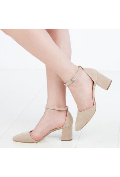 Özgü Kadın Topuklu Ayakkabı