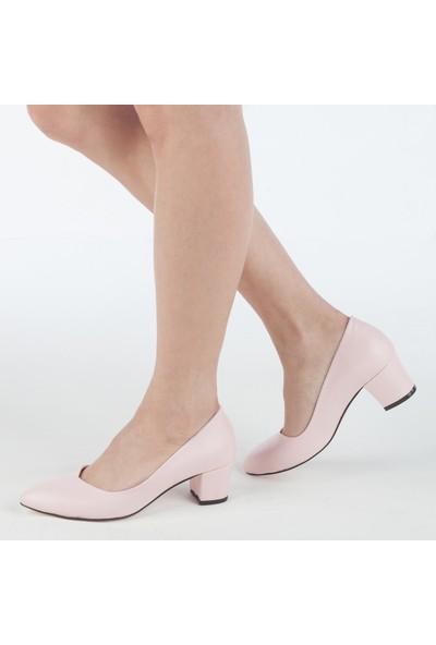 Nida Ayakkabı Kadın Topuklu Ayakkabı