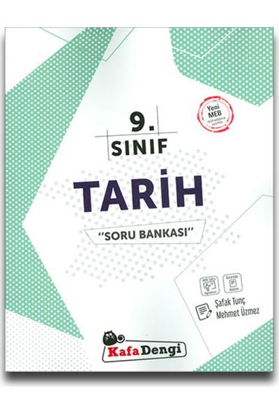 Kafa Dengi Yayınları 9. Sınıf Tarih Soru Bankası - Şafak Tunç - Mehmet Üzmez