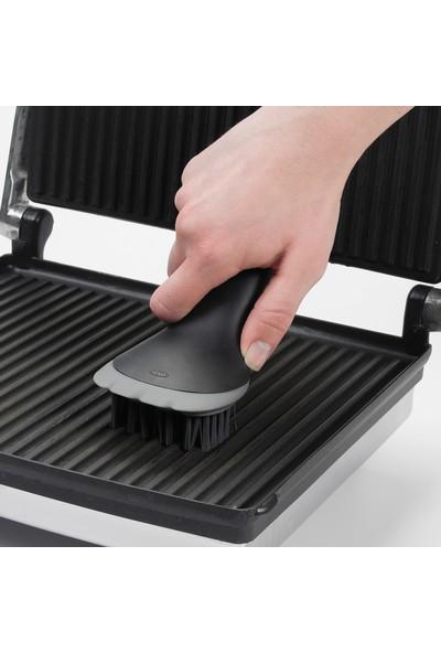 OXO Demir Döküm ve Mangal Temizleme Fırçası