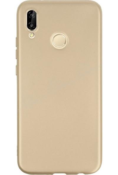 NewFace Huawei P20 Lite Slim Fit Silikon Kılıf