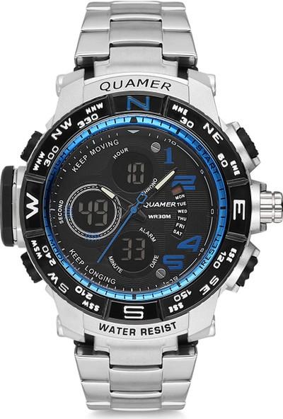 Quamer QMR1001-02 Erkek Kol Saati