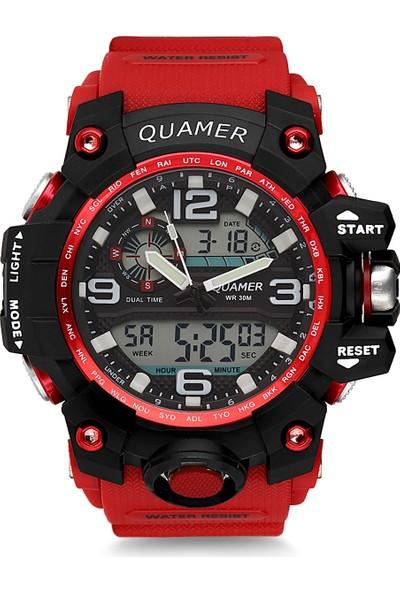 Quamer QMR1004-03 Erkek Kol Saati