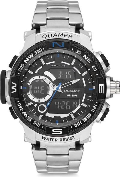 Quamer QMR1007-02 Erkek Kol Saati