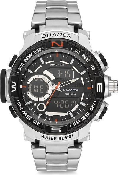 Quamer QMR1007-04 Erkek Kol Saati