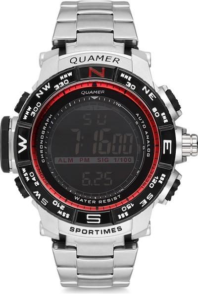Quamer QMR1020-03 Erkek Kol Saati