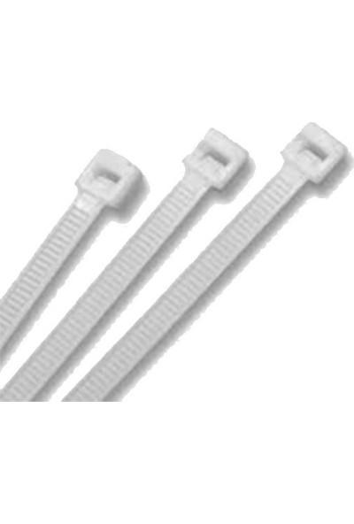 Pumalas Plastik Kelepçe / Kablo Bağı Uzun 4,8X400