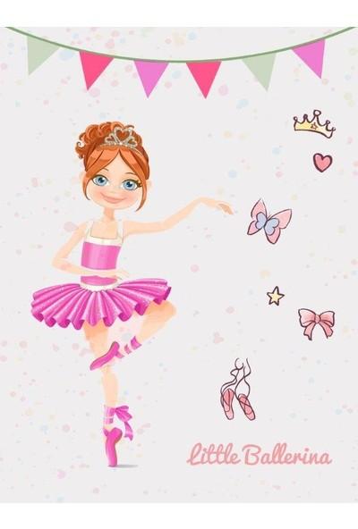 Dementia Art Ballerina Kanvas Tablo 212B
