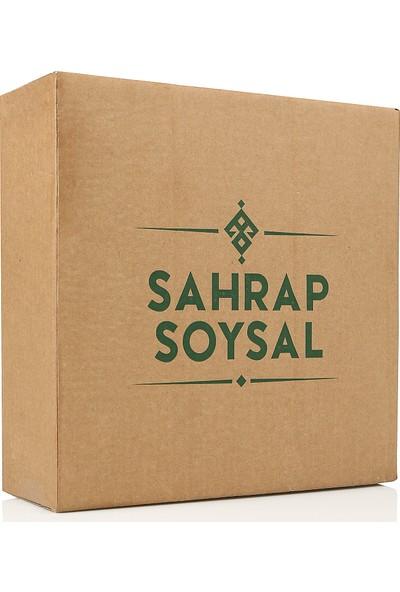 Sahrap Soysal Natürel Sızma Zeytinyağı 750 ml Cam Şişe 3 Adet