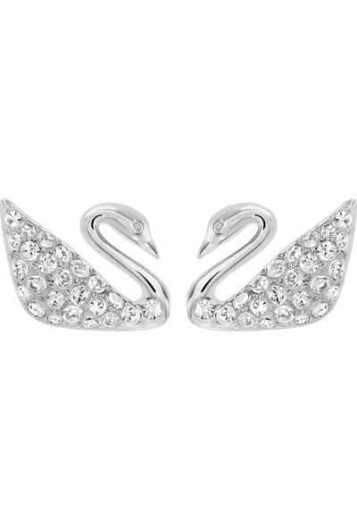 Swarovski Küpe Swan White 1116357